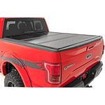 Ford Low Profile Hard TriFold Tonneau Cover 1520 F150 55 Foot Bed 4