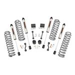 25 Inch Jeep Suspension Lift Kit V2 Shocks and Springs 1820 Wrangler JL Rubicon 2