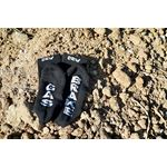 ORW Off Road Bamboo Socks Pair Black MD 2