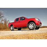 2.5 Inch Nissan Suspension Lift Kit Red 05-19 Frontier/Xterra Rough Country 4