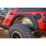 Jeep JL Inner Fenders (Rear Raw)8 Present Wrangler JL 2