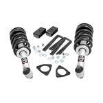 25 Inch Leveling Lift Kit wN3 Loaded Struts 0716 SilveradoSierra 1500 Cast Steel and Cast Aluminum 2