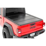 Jeep Low Profile Hard TriFold Tonneau Cover 20 Gladiator 5 Foot Bed 2