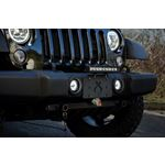 License Plate Bracket For Lights Up To 20 2