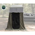 Nomadic 3 Annex  Green Base With Black Floor and Travel Cover 2