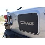 Tramp Stamp Rear Tailgate Cover Plate 2