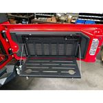 Jeep JL Tailgate Mounted Trail Table8 Pres Wrangler JL 2