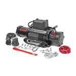 100 LB Electric Winch Synthetic Rope Pro Series 2