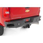 HeavyDuty Rear LED Bumper 1119 25003500 2