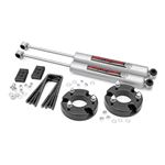 2 Inch Leveling Kit w/N3 Shocks 09-20 F-150-2