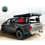 Overland Vehicle System Freedom Rack With Cross Bars and Side Supports 2