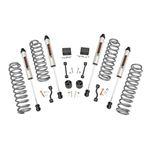 25 Inch Jeep Suspension Lift Kit V2 Shocks and Springs 1820 Wrangler JL 2