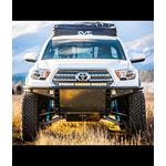 2016 and Up Toyota Tacoma Baja 20 Front Bumper 2