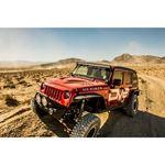 Jeep JK Flat Tube Fenders Front and Rear 078 Wrangler JK 4