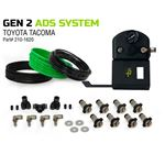 4 Tire Inflation System  Tacoma Engine Bay Mount w Box Fittings Hoses and Storage Bag  Black 2