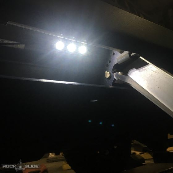 LED Light Kit for RSE Side Step Sliders 2