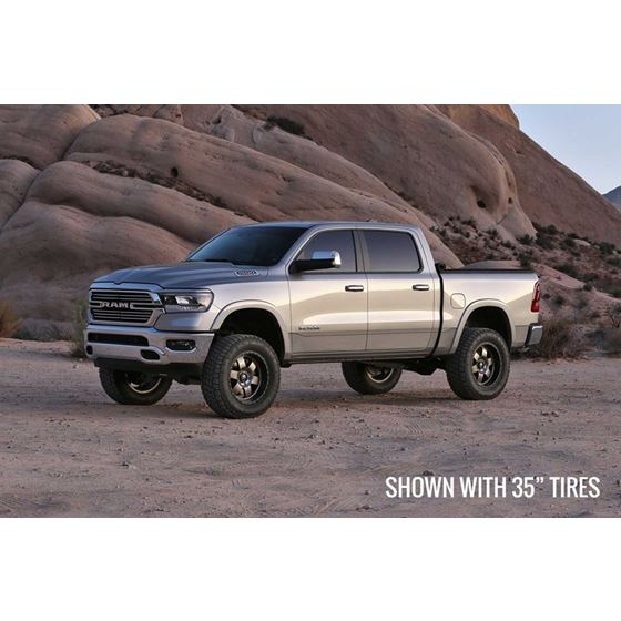 """6"""" BASIC SYS W/PERF SHKS 2019 RAM 1500 4WD 2"""