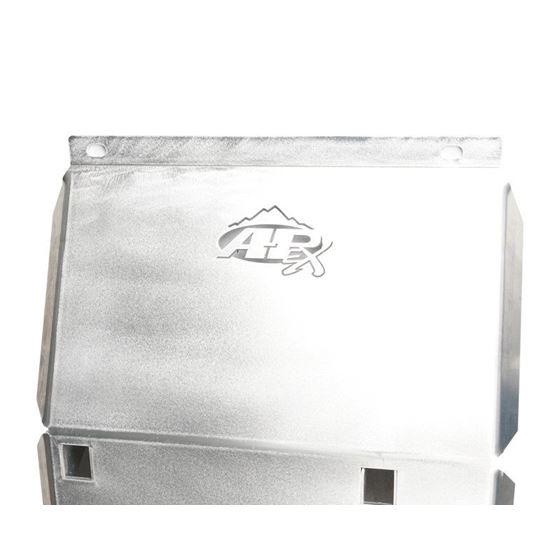 05Present Toyota Tacoma Aluminum IFS Skid Plate Black Powdercoat 2