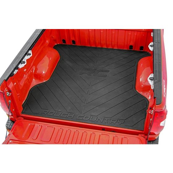 Dodge Bed Mat wRC Logos 1920 RAM 1500 5ft 7 Inch Bed 2