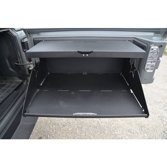 Jeep Trail Tailgate Table for Wrangler JK and JL 24 Door 2