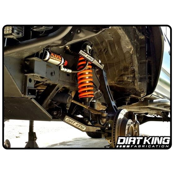 Performance Lower Control Arms 2