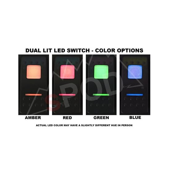 Add On Blue LED 8Switch Panel for 0918 Jeep Wrangler JK for SourceSE 2