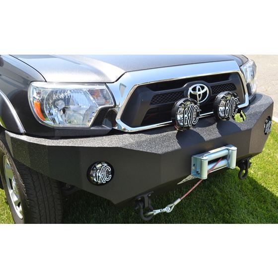 20122015 Tacoma Front Winch Bumper 1