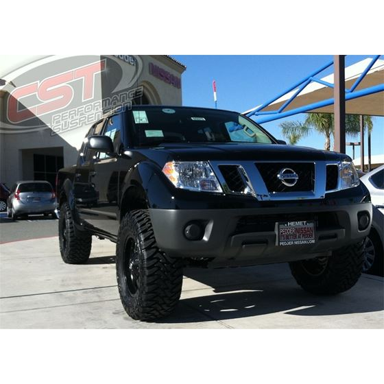 05 16 Frontier 2WD 4in Lift Kit no shocks 2