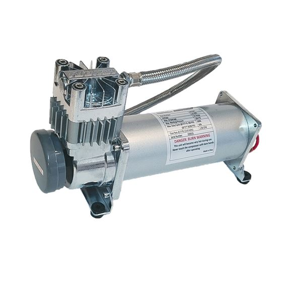 200 Psi Waterproof High Output Compressor With Air Line Remote Intake InSnorkelin And Hardware 2