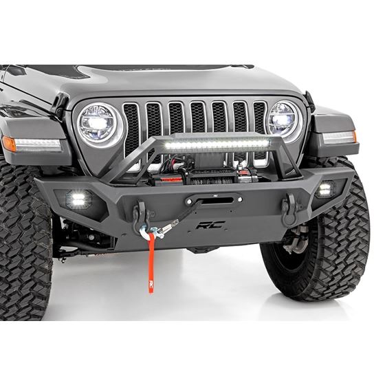 Jeep Full Width Front Trail Bumper JKJLJT Gladiator 2