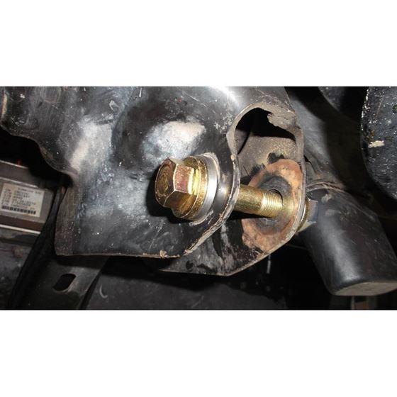 Dodge Track Bar Step Down Washer and Bushing Kit 0313 Ram 150025003500 4x4 4