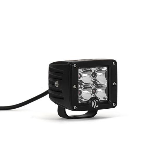 3 CSeries C3 LED Spot with Amber LED Black Single  1315 2