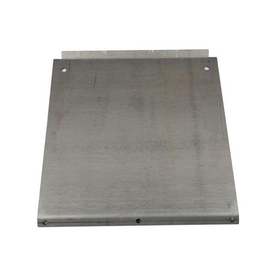 9504 Toyota Tacoma Steel Transmission Skid Plate Bare 2