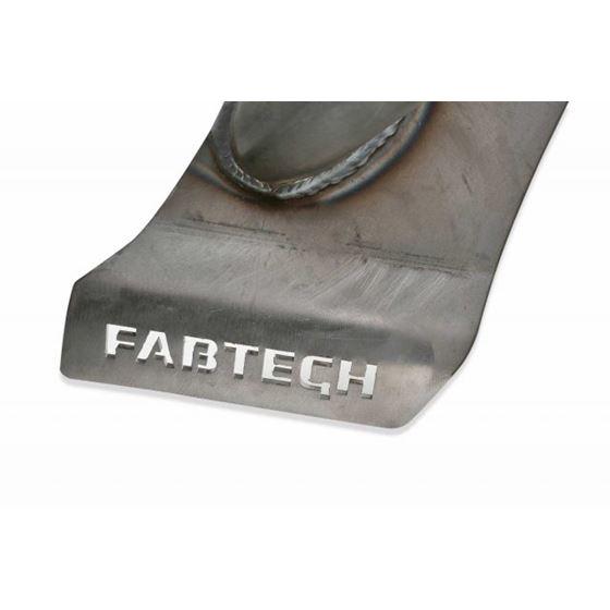 Rear Steel Tube Fenders [Raw] - FTS24215-4