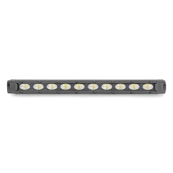 10 Inch Slimline CREE LED Light Bar Black Series 2