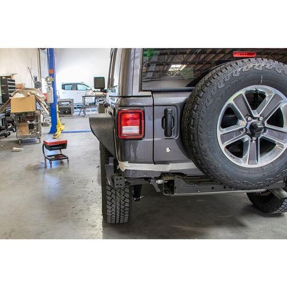 Jeep JL Wide Flat Fenders Set of 48 Present Wrangler JL 2