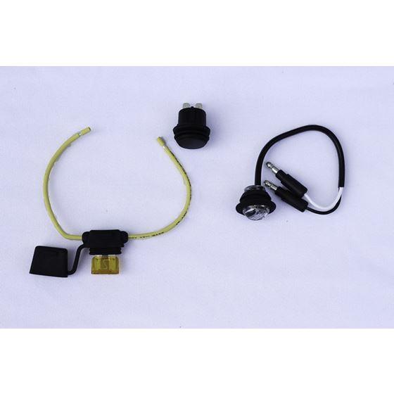 LED Light Kit for Rigid Series Bull Bars 2