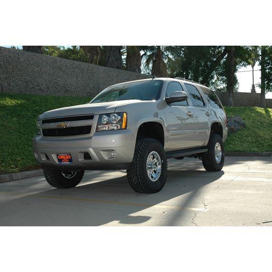 07 13 1500 2WD SUV SUT 35 55in Lift Kit 35 55in Front 2in Rear no shocks 2