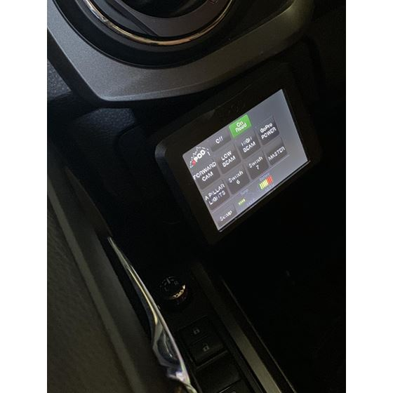 Touchscreen or HD Mounting Panel for 2016  2019 Toyota Tacoma 4