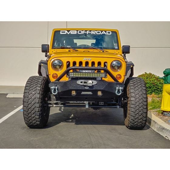 Jeep JK Bolt On Armor Style Fenders Front and Rear 2 4 Door 2