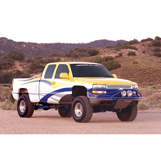 """6"""" PERF SYS W/PERF SHKS 00-06 GM K1500 P/U 4WD"""