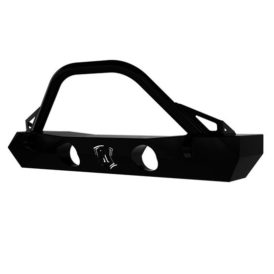 18Up Jeep JL  20Up Jt Pro Series Front Bumper W Bar and Tabs 2
