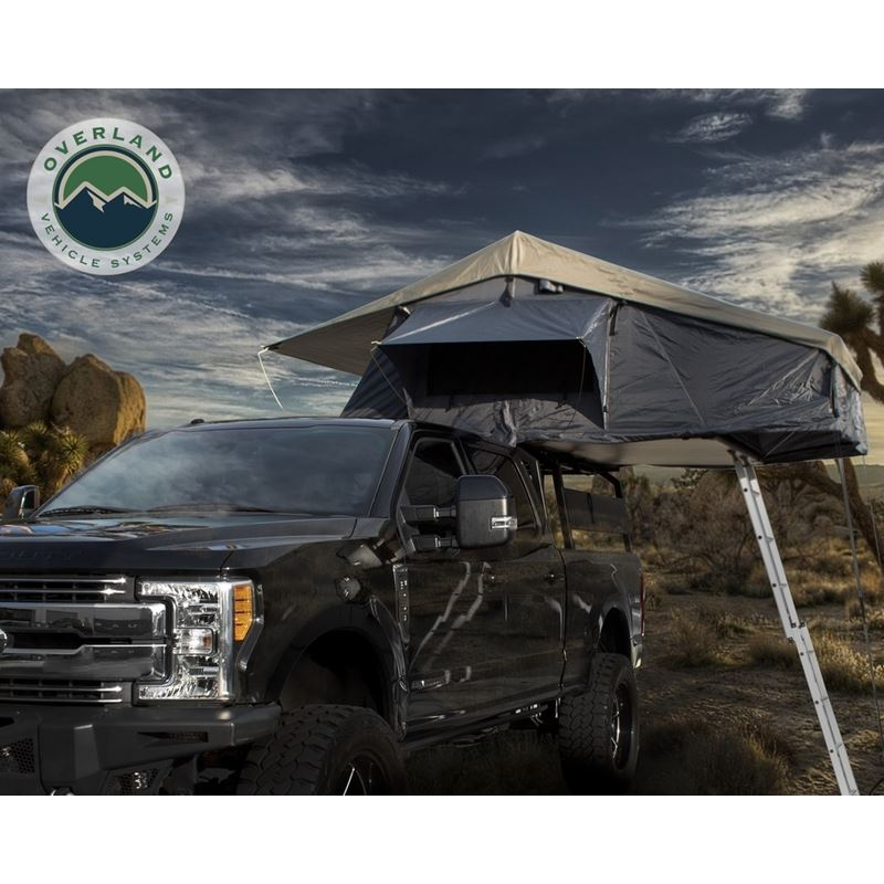Nomadic 4 Extended Roof Top Tent - Dark Gray Base