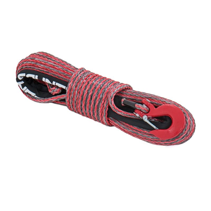 Synthetic Rope 85 Feet Rated Up to 16,000 Lbs 3/8