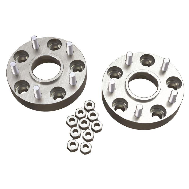 """JK 1.25"""" Wheel Offset Adapter Kit 5x5"""" t"""
