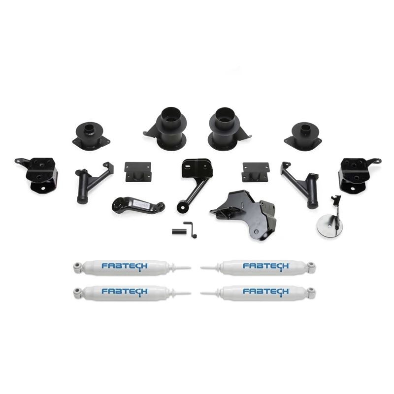 "5"" BASIC LIFT KIT W/COIL SPACERS AND PERFORMA"