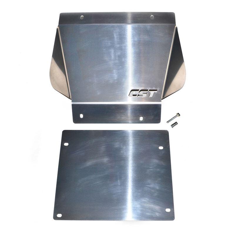 14-18 GM 1500 2WD Front/Lower Aluminum Skidplate