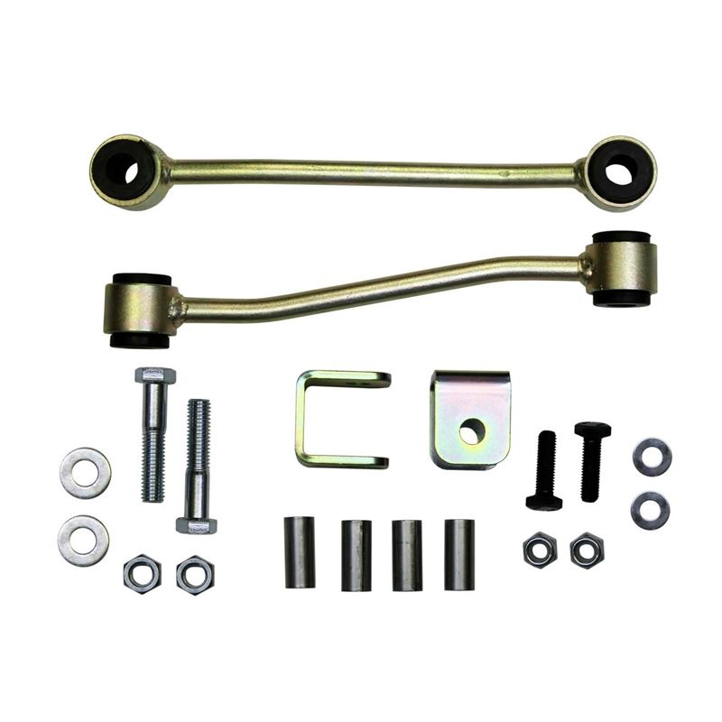 Sway Bar Extended End Links Front Lift Height 4