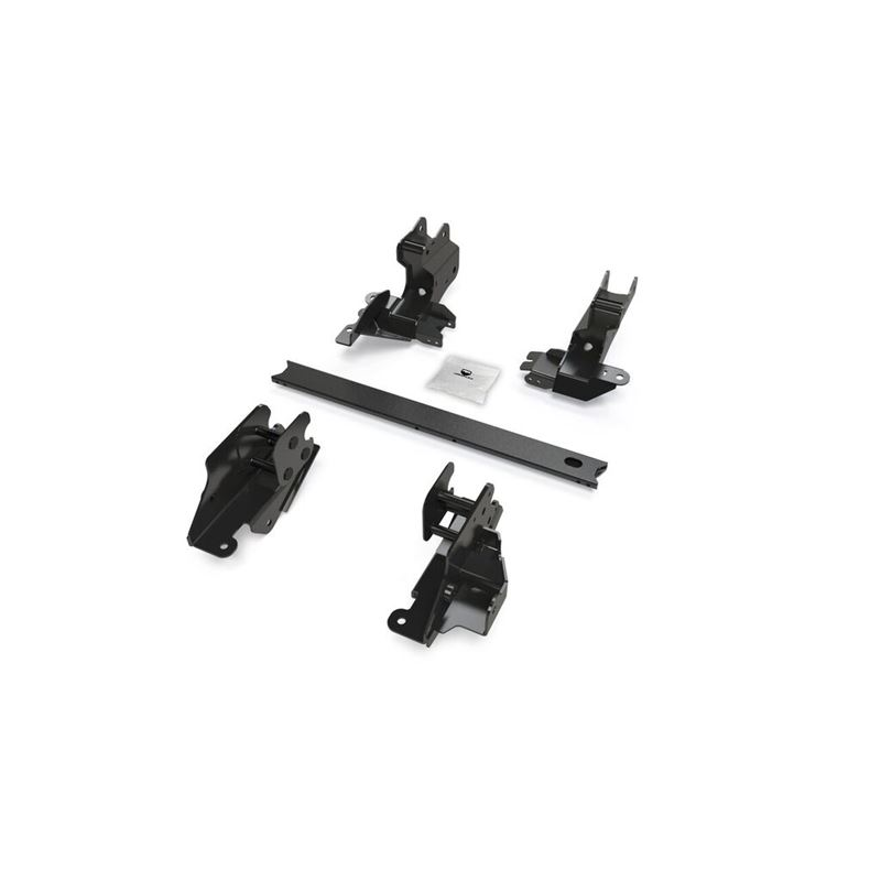 "JL 2dr: Alpine Long Arm Bracket Kit (3-6"" Lif"