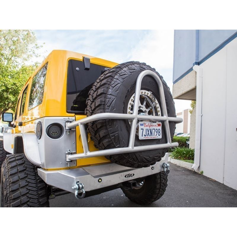 Jeep Rear Tire Carrier Swing Out 07-Pres Wrangler